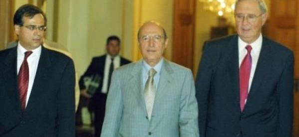 Ανθρωπος του Σημίτη (και) ο νέος υπουργός Οικονομικών