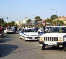 Μπαράζ ελέγχων και συλλήψεων στη Θεσσαλία