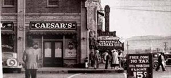 """Η ιστορία της """"Caesar Salad"""""""