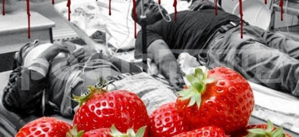 Οι φράουλες της οργής ή  της υποκρισίας το (η ένα μικρό) ανάγνωσμα