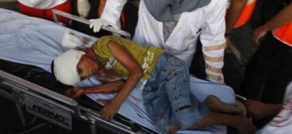 Αιμορραγεί ξανά η Γάζα από τις ισραηλινές βαρβαρότητες