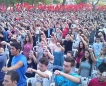 Μαθητικό φεστιβάλ της ΚΝΕ κατά του ναζισμού