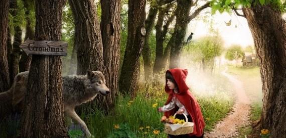 Δασικό νομοσχέδιο: Silver alert για Κοκκινοσκουφίτσα και κακό λύκο…