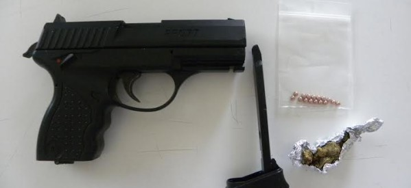 Σύλληψη 19χρονου στα Τρίκαλα για κατοχή όπλου