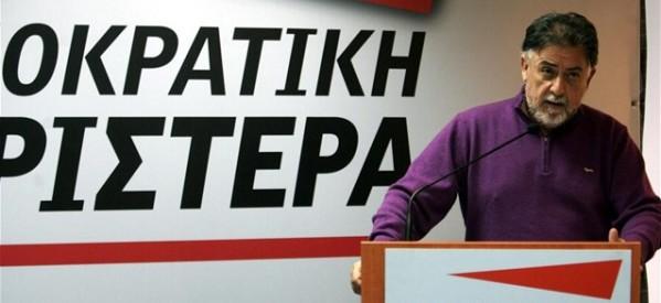 Κόμμα ΣΟΔΗΑ με σήμα το στάχυ προτείνει ο Πανούσης