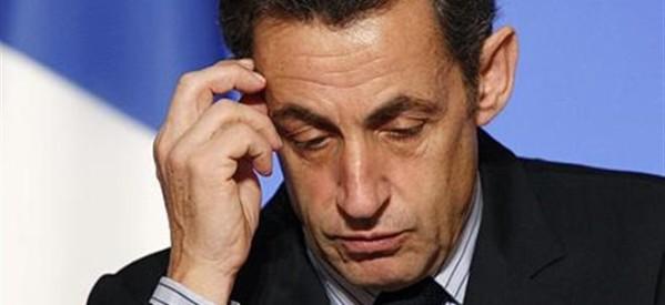 Γαλλία: Υπό κράτηση ο Νικολά Σαρκοζί!