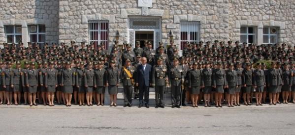 Ορκίστηκαν 256 νέοι λοχίες στη ΣΜΥ