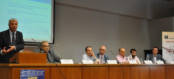 Ο Μιχάλης Ταμήλος στο 4ο Ετήσιο Συνέδριο Ηλεκτρονικής Διακυβέρνησης