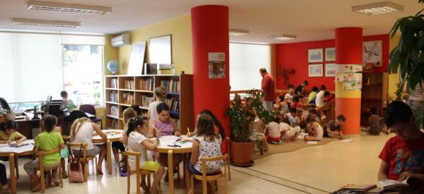Εκατοντάδες παιδιά στις δράσεις της Δημοτικής Βιβλιοθήκης Τρικάλων