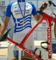 Σημαντική διάκριση για τρικαλινό ποδηλάτη
