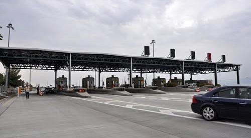 Να σταματήσει τώρα η κατασκευή νέων πλευρικών διοδίων στην ΠΑΘΕ στο Κιλελέρ. Να μείνουν στα χαρτιά τα σχέδια για πλευρικά στο Βελεστίνο.