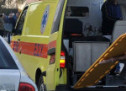 Λάρισα: Τρένο παρέσυρε αυτοκίνητο στο Κιλελέρ – Τραυματίστηκε ο οδηγός