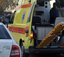 Νεκρός 83χρονος σε τροχαίο έξω από το Μεγαλοχώρι
