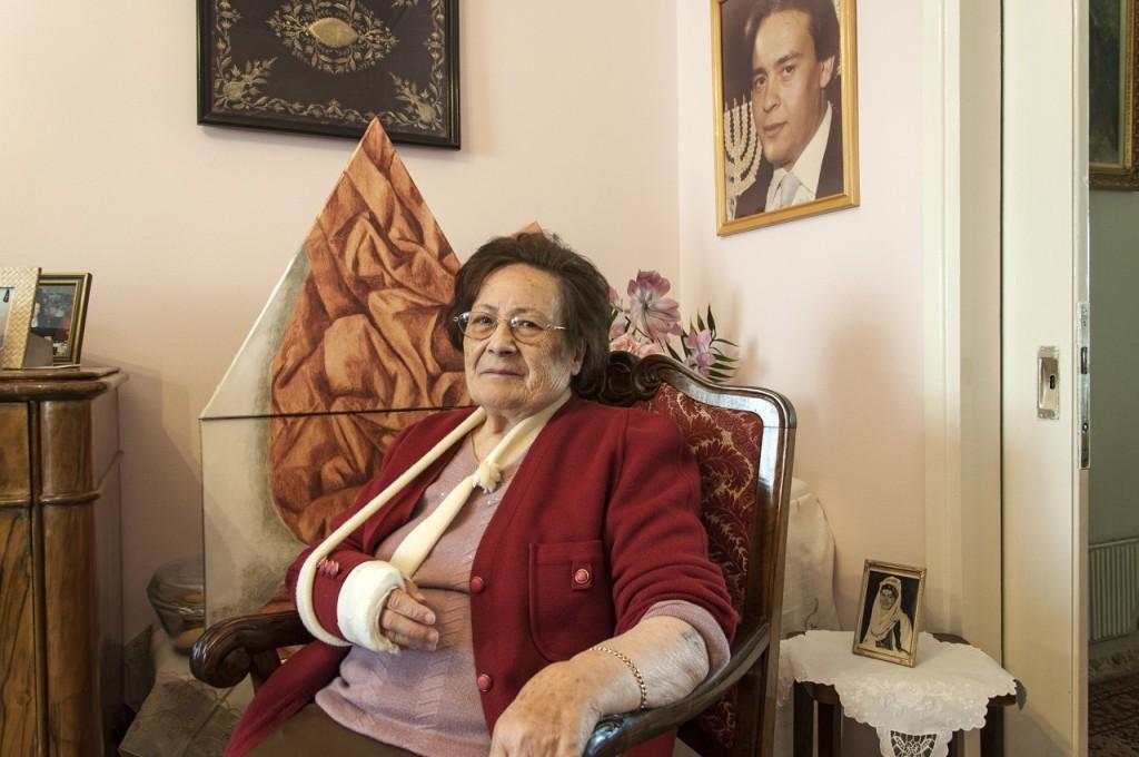 Στέλλα Κοέν: Από τα Γιάννενα όπου ακόμη ζει.