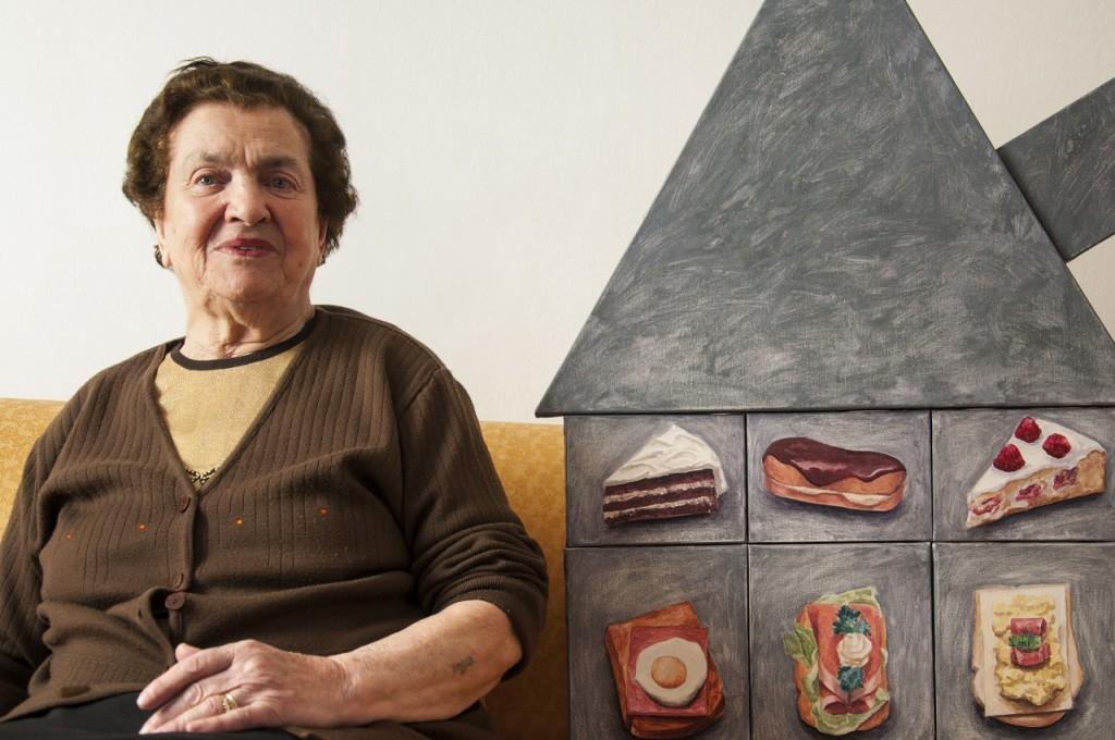 Ζανέτ Σέβη- Ναχμία: Από τα Γιάννενα, από όπου εκτοπίστηκε και ζει μέχρι σήμερα.