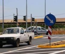 Ο κόμβος στο Δέλτα Καλαμπάκας