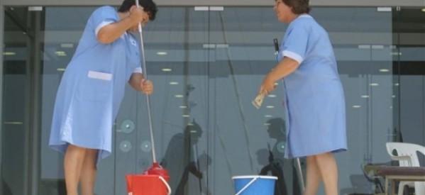 Καθαρίστριες του  Νοσοκομείου : Ευχαριστούμε τον Δ. Παρθένη