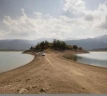 Νέα ακτογραμμή στη λίμνη Πλαστήρα