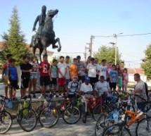 Ποδηλατώντας στο Μαυρομμάτι