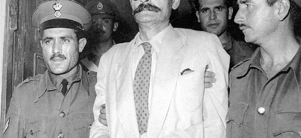 14 Αυγούστου 1954:Απόψε, που σκοτώνουν τον Πλουμπίδη