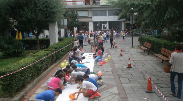 Tα παιδιά να ζήσουν σε μια πόλη με αλλαγμένη τη συνείδηση