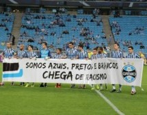 Αποβολή ομάδας από το Κύπελλο Βραζιλίας λόγω ρατσισμού οπαδών