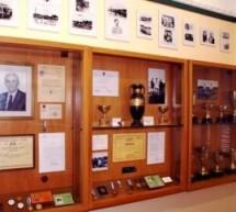Ανοικτό στο κοινό το  Δημοτικό Ιστορικό Αθλητικό Μουσείο