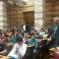 Ο Μ. Ταμήλος υποδέχθηκε Τρικαλινούς μαθητές στη Βουλή