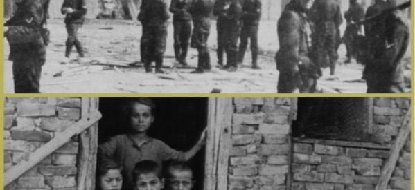 Το ολοκαύτωμα της Καστανιάς το Φθινόπωρο του '43