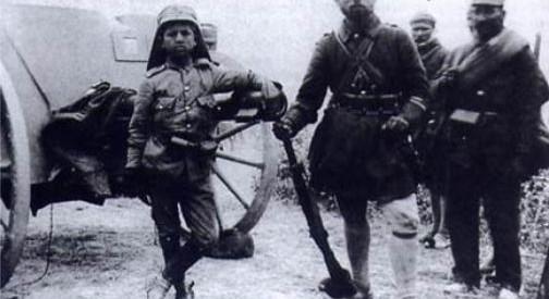 Ο 12χρονος που πολέμησε στον Α΄Βαλκανικό Πόλεμο