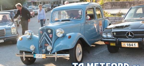 Ιστορικά αυτοκίνητα στην Καλαμπάκα