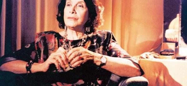 Πέθανε η ηθοποιός Νέλλη Αγγελίδου