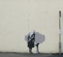 Ο Banksy σε κλίμα αρχαίας Ελλάδας