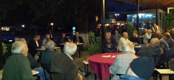 """Στο Βαλτινό η πρώτη ανοιχτή συνέλευση του """"Φυσάει Κόντρα"""""""