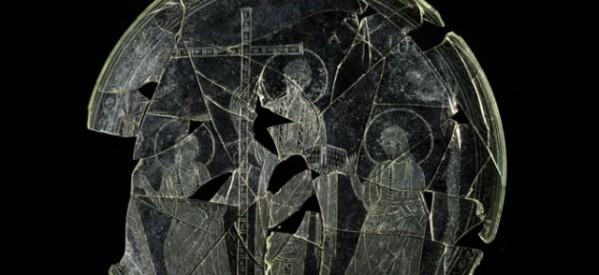 Αρχαιολόγοι βρήκαν εικόνα του Χριστού χωρίς γένια