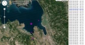 Ισχυρός σεισμός ξύπνησε και τους τρικαλινούς