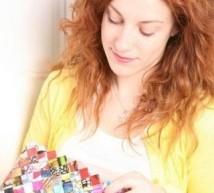 Καλαμπακιώτισσα 25 χρονών φτιάχνει τις πιο ιδιαίτερες τσάντες από εφημερίδες και περιοδικά