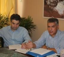 2,8 εκατ. ευρώ για έργα στην Περιφέρεια Θεσσαλίας