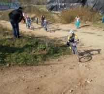 Ορεινή ποδηλασία στο κτήμα Γραντή