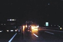 Σε αμόκ οδηγός στα διόδια της Εγνατίας, δεν προλάβαινε να επιληφθεί το ΑΤ Καλαμπάκας