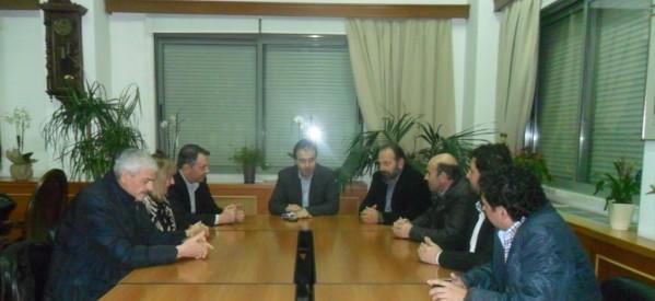 Συνεργασία Δήμου Τρικκαίων και Εμπορικού Συλλόγου