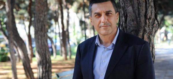 Πανέτοιμος για τις περιφερειακές εκλογές ο Καθηγητής του Πανεπιστημίου Θεσσαλίας Δημήτρης Κουρέτας
