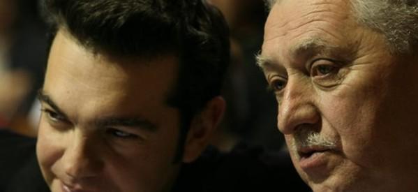 Με «σταυρό» στα ψηφοδέλτια του ΣΥΡΙΖΑ ο Κουβέλης
