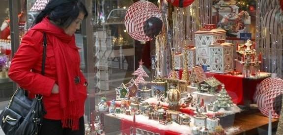 Οι ελπίδες στην Χριστουγεννιάτικη αγορά