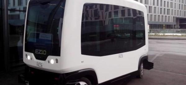 Νόμος για τα λεωφορεία χωρίς οδηγό στα Τρίκαλα