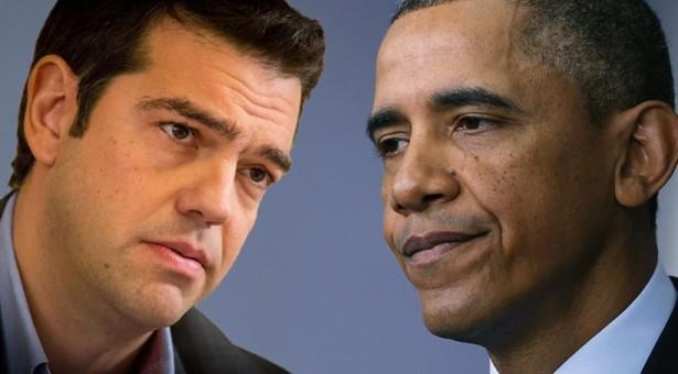 Ομπάμα προς Τσίπρα: Είμαι έτοιμος να σε βοηθήσω
