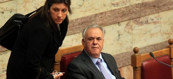 Αποψη: Διπλά πετυχημένη η επιλογή της Ζωής Κωνσταντοπούλου για την Προεδρία της Βουλής