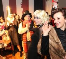 "Xαμός ..στο  παρτι μασκέ της Κινηματογραφικής Λέσχης Τρικάλων στον ""Μανδραγόρα"""