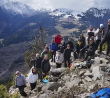 Ανάβαση στον Αμούτζελο από τον  Σύλλογο Πεζοπορίας Ορειβασίας Τρικάλων