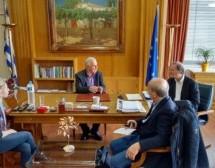 Θέματα τρικαλινών αγροτών έθεσαν στν υπουργό οι βουλευτές του ΣΥΡΙΖΑ